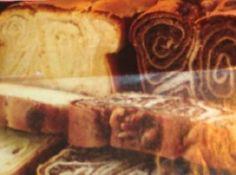 Povitica - A  POLISH  WALNUT TUBE BREAD no yeast!