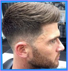 cool Haircuts for men low fades