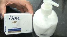 - Aprenda a preparar essa maravilhosa receita de Sabonete Líquido Caseiro