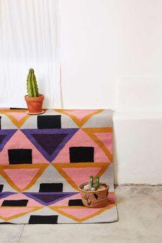 Aelfie The Morgan Wool Rug $495
