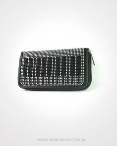 Acompaña tus días con este bolso de mano para dama con un particular diseño de teclado. Haz tu compra en www.musicmania.com.mx