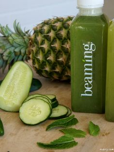 "Beaming, the ""Superfood Vitality Juice and Smoothie Bar"" in Del Mar will recharge the fabulous guests at the Fitwall workout party on June 12th with healthy juices, quinoa salad, and Beaming bites, also known as crack bites by the locals!Pics: See What Beaming Will Be Serving At Fitwall Workout Party 