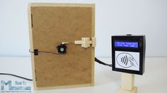 Arduino RFID Door Lock Access Control Project