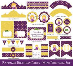 Your place to buy and sell all things handmade Rapunzel Birthday Party, Birthday Parties, Birthday Thank You, Girl Birthday, Pendant Banner, Bag Toppers, Tent Cards, Thank You Stickers, Favor Tags