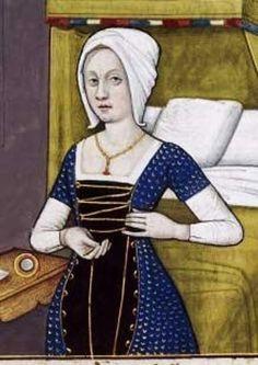 Boccaccio's De Claris muileribus (around 1490