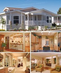 MODULAR HOMES . to choose from including modular homes, two story and one story homes Mobile Home Exteriors, Mobile Home Renovations, Mobile Home Makeovers, Remodeling Mobile Homes, Home Remodeling, Modular Homes, Prefab Homes, Double Wide Remodel, Mobile Home Living