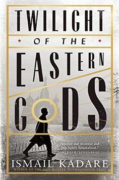 Twilight of the Eastern Gods by Ismail Kadare https://www.amazon.com/dp/0802123112/ref=cm_sw_r_pi_dp_x_3igpzb9K1JH4T
