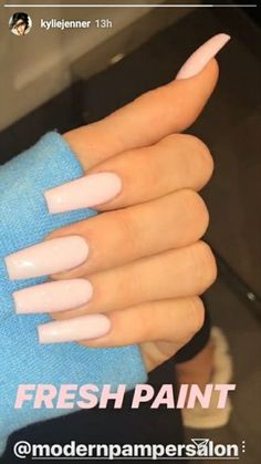 65 beautiful acrylic nails coffin design ideas for any women 4 . 65 beautiful acrylic nails coffin design ideas for any women 4 hair and makeup! Uñas Kylie Jenner, Ongles Kylie Jenner, Coffin Nails Kylie Jenner, Kylie Jenner Nails, Khloe Kardashian Nails, Aycrlic Nails, Dope Nails, Manicure, Best Acrylic Nails