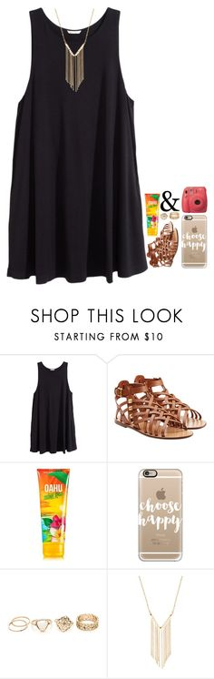 """jdawg"" by rachiepoo13 ❤ liked on Polyvore featuring H&M, Valentino, Casetify and Gemelli"