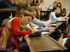 Cours magistraux  Copyright: Eric Le Roux