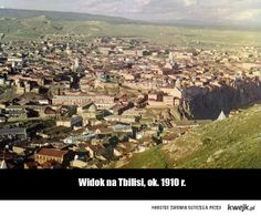 Tbilisi around 1910 - an amazing place to visit!