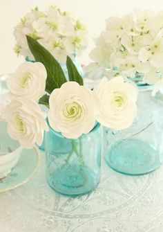 vintage inspiration for your home decor or wedding reception tables