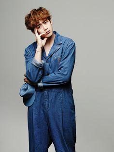 Nichkhun (2PM) - OhBoy! Magazine vol. 59