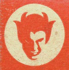 Draplin Design Co. - Little Devil Vintage Graphic Design, Graphic Design Inspiration, Retro Illustration, Graphic Design Illustration, Draplin Design, Motifs Art Nouveau, Arte Punk, Arte Horror, Vintage Horror