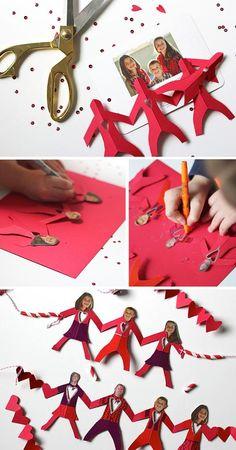 DIY Modern Paper Dol