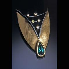 Butterfly Brooch | by Danielle Miller Jewelry