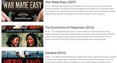 If everyone watched these 100 documentaries... can you imagine how that would affect society?
