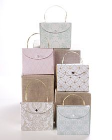 Purse gift box