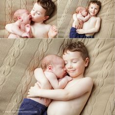 My Boys!!! I'll always use SimplyCoreyPhotography ❤️ sibling shot during an Atlanta newborn photography session