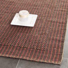 Safavieh Handwoven Loop Jute Brown Rug (3' x 5') - Overstock™ Shopping - Great Deals on Safavieh 3x5 - 4x6 Rugs