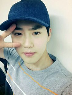 Suho chatting event #exo #suho