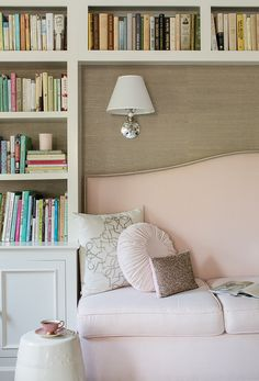 Built-in-Bookcase