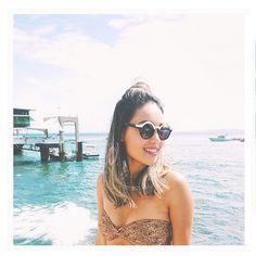 Renata Ferraz l Blog Get Trendy l Beach bun l sunglasses l Salvador, Bahia