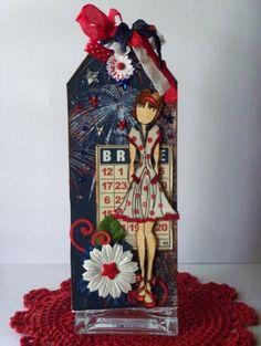 julie nutting doll stencil - Google Search