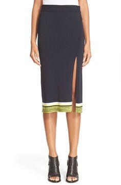 RAG & BONE 'Sheridan' Rib Knit Tube Skirt. #ragbone #cloth #