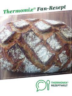 Dinkel-Roggen-Brot (weizenfrei) für Zaubermeister von doughman. Ein Thermomix ® Rezept aus der Kategorie Brot & Brötchen auf www.rezeptwelt.de, der Thermomix ® Community.