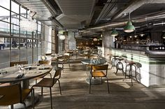 Michaelis Boyd Associates — Pizza East