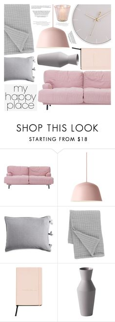 """Home Sweet Home: My Happy Place"" by aislinnhamilton1993 ❤ liked on Polyvore featuring interior, interiors, interior design, home, home decor, interior decorating, SCP, Muuto, DKNY and Pine Cone Hill"