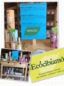 Ecocibiamo è un #negoziobio a Montesilvano, in provincia di Pescara - http://www.negozibio.org/ecocibiamo-negozio-bio-montesilvano-pescara/