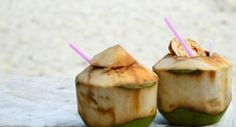 #Coconut water. Is it really water? Hype or healthy? http://growingbolder.com/media/health/dr-susan-mitchell-coconut-water-869088.html