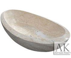 natural stone marble bath