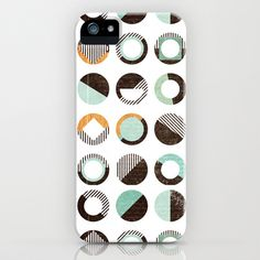 POINTS OF CONTACT iPhone & iPod Case by Matthew Taylor Wilson - $35.00