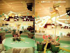 Diy Circus Theme Wedding Reception Bethany Embly Circusweddings Receptiondecor Vintage