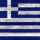 Greece flag by creativelolo Greece Flag, Personalized Items, Wood, Shopping, Design, Home Decor, Decoration Home, Woodwind Instrument, Room Decor