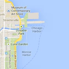 Map of Chicago Breweries