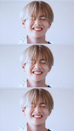 [♡] TAEHYUNG [♡] O sorriso desse homem tira a graça de todos os outros♥