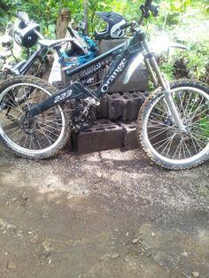 Tagaytay - Lemery DH via B10 trail..