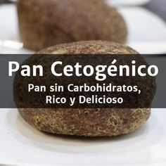 Pan cetogénico - Trot Tutorial and Ideas Gluten Free Recipes, Low Carb Recipes, Vegan Recipes, Cooking Recipes, Tortas Light, Pan Cetogénico, Healthy Food Alternatives, Clean Eating Snacks, Good Food