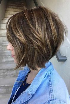 Styling ideas for fall winter short hairstyles 2017 2018