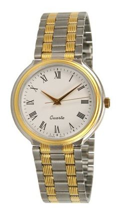 Women's Classic Two-Tone Bracelet Watch # 0566TX Avalon. $11.95. Scratch-resistant crystal. Adjustable stainless steel bracelet. Precision Japanese quartz movement. Stainless steel caseback. Includes gift box and lifetime limited warranty
