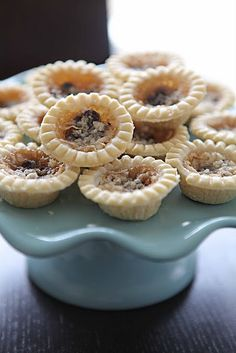 Butter Tarts- I think this is like the Scottish ones we get!