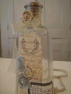 altered bottle love...