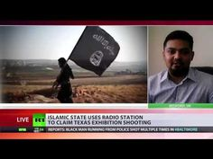 ISIS claims responsibility for cartoon exhibition attack in Texas - YouTube