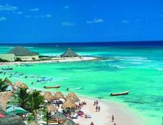 Cozumel..can't wait to go here on my next trip.