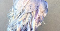 Holographic Hair Is the Next Trend Taking Over Instagram http://www.allure.com/story/holographic-hair-trend