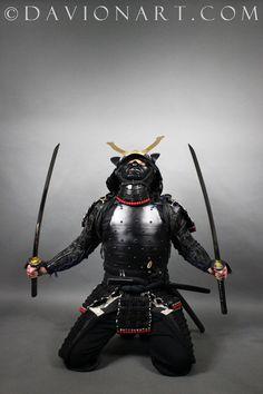 Samurai STOCK IV by PhelanDavion.deviantart.com on @DeviantArt